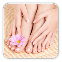 Paraffin Foot and Hand Treatments